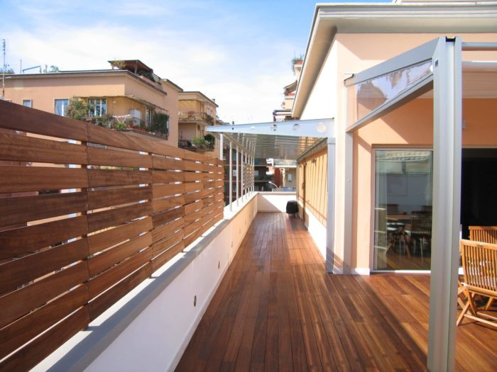 pavimentazione legno per esterni