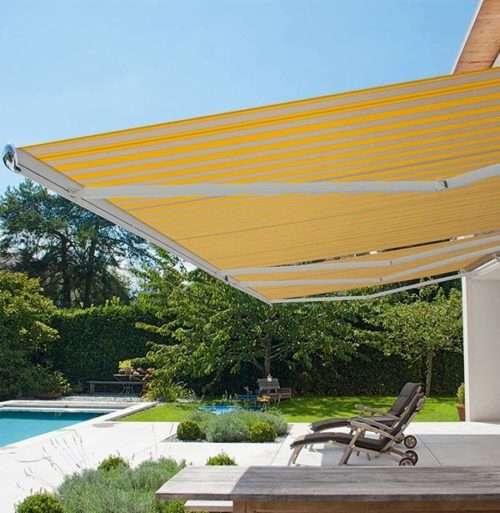 tenda da sole markilux 1650