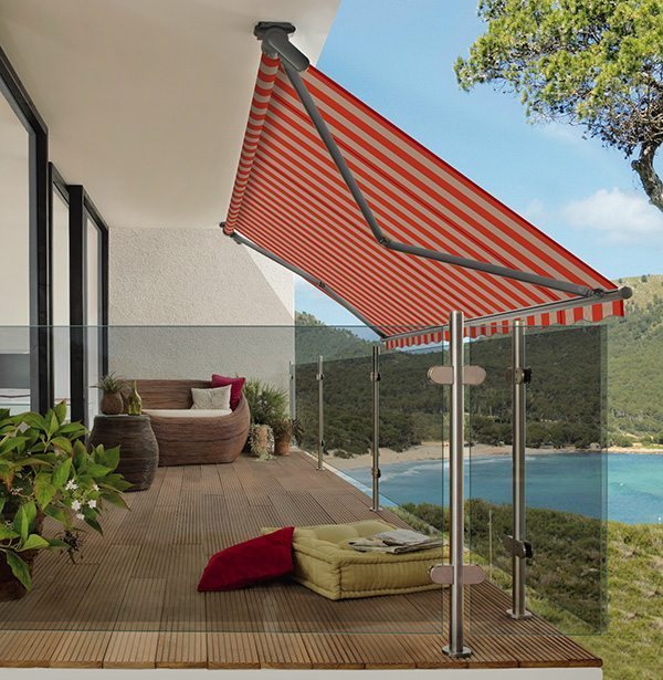 Tende Da Giardino.Tenda Da Sole Markilux 930 Swing Coverture
