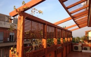 Pannellature perimetrali: crea il tuo spazio outdoor