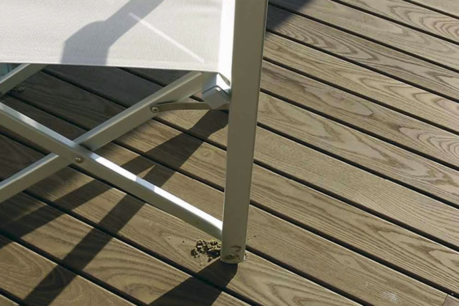 pavimentazione in legno per esterni