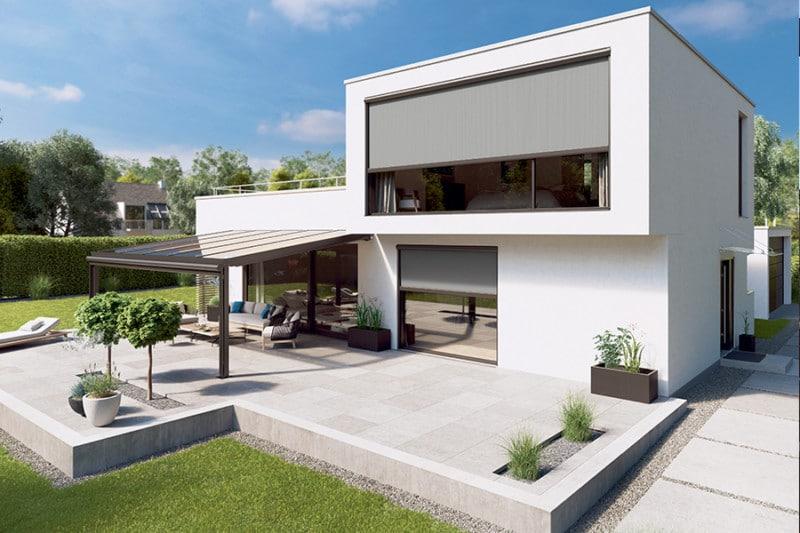 Tende verticali: protezione solare e versatilità
