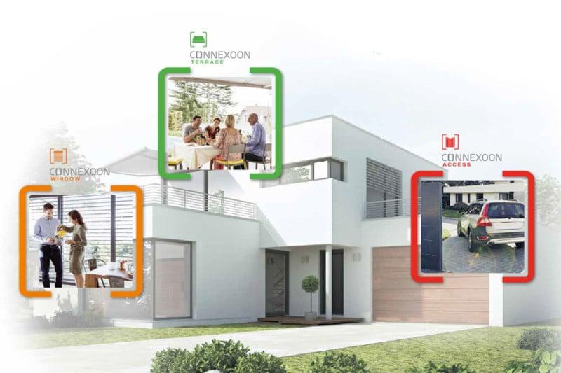 SOMFY: l'efficienza per la casa