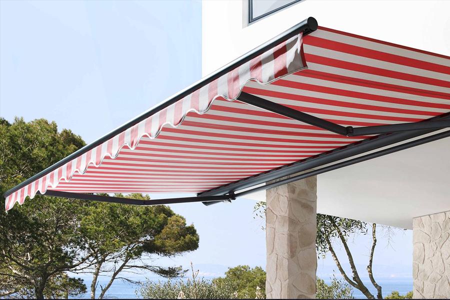 tenda da sole per inverno