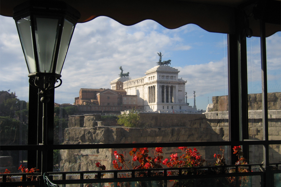 tende da sole Roma